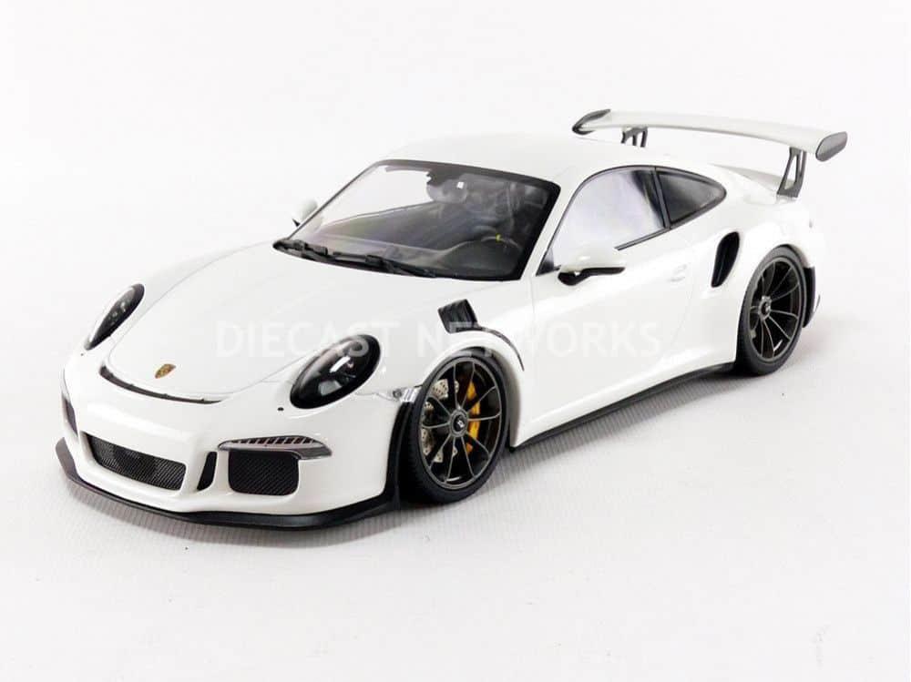 Porsche 911 991 Gt3 Rs 1 18 Minichamps 153066224 Modelkars