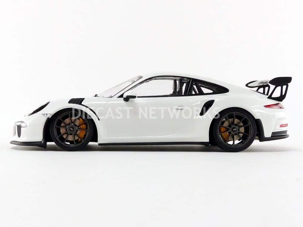 Porsche 911 991 GT3 RS • 2015 • NEU • Minichamps • 1:18