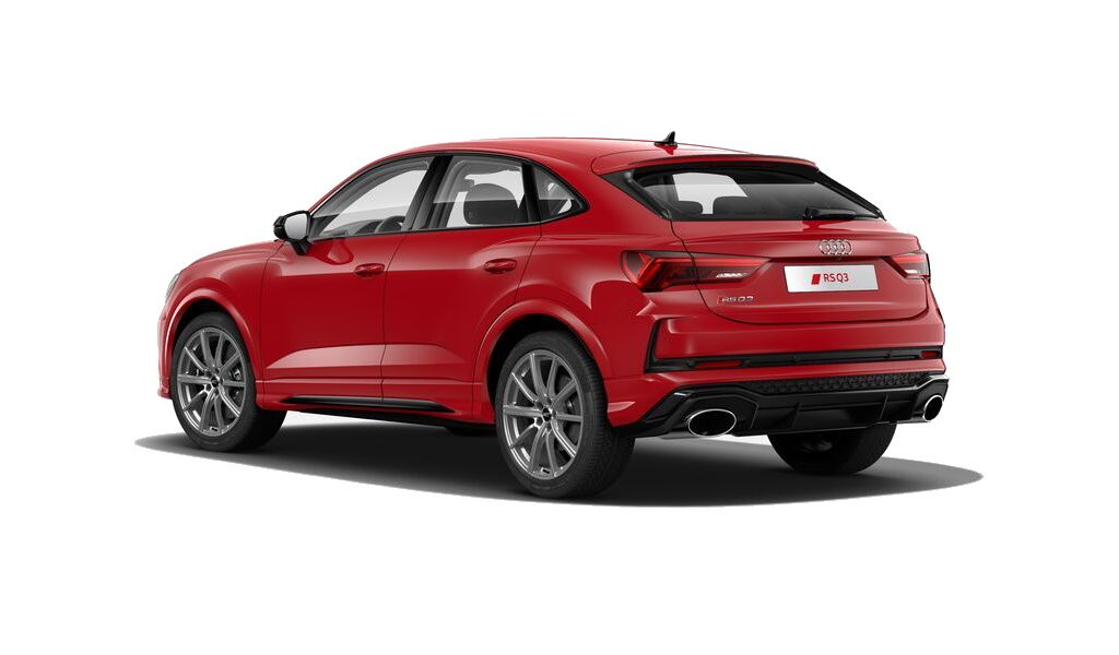 Audi Rs Q3 Sportback Audi Rs Q3 Sportback