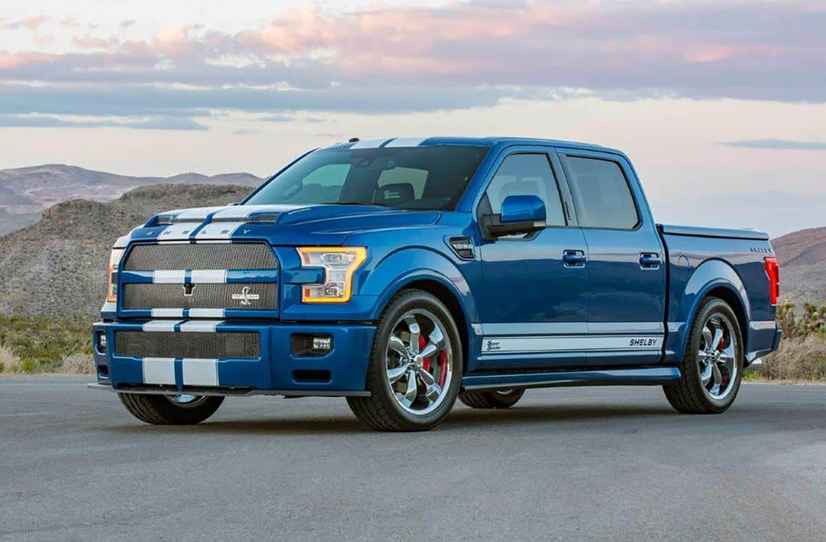 Ford F 150 Shelby >> Shelby Ford F150 Super Snake