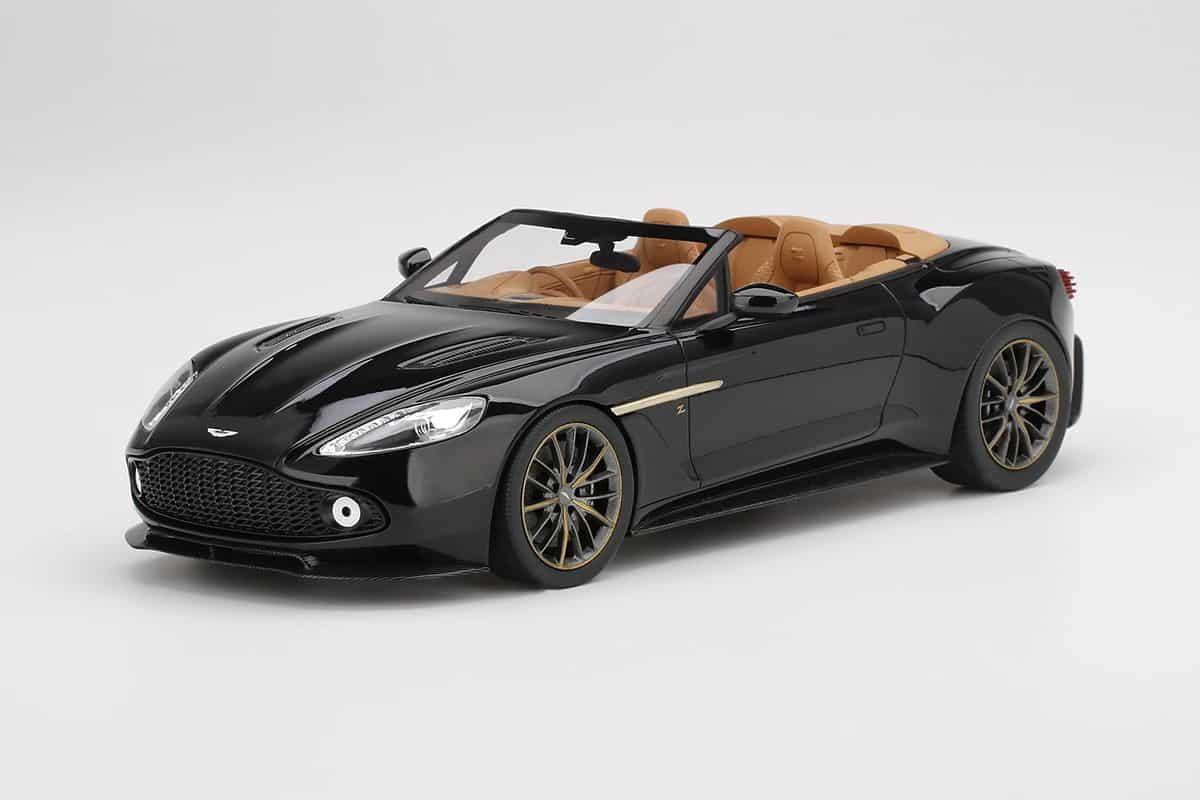 Aston Martin Vanquish Zagato Volante 1 18 Topspeed Ts0216 Modelkars