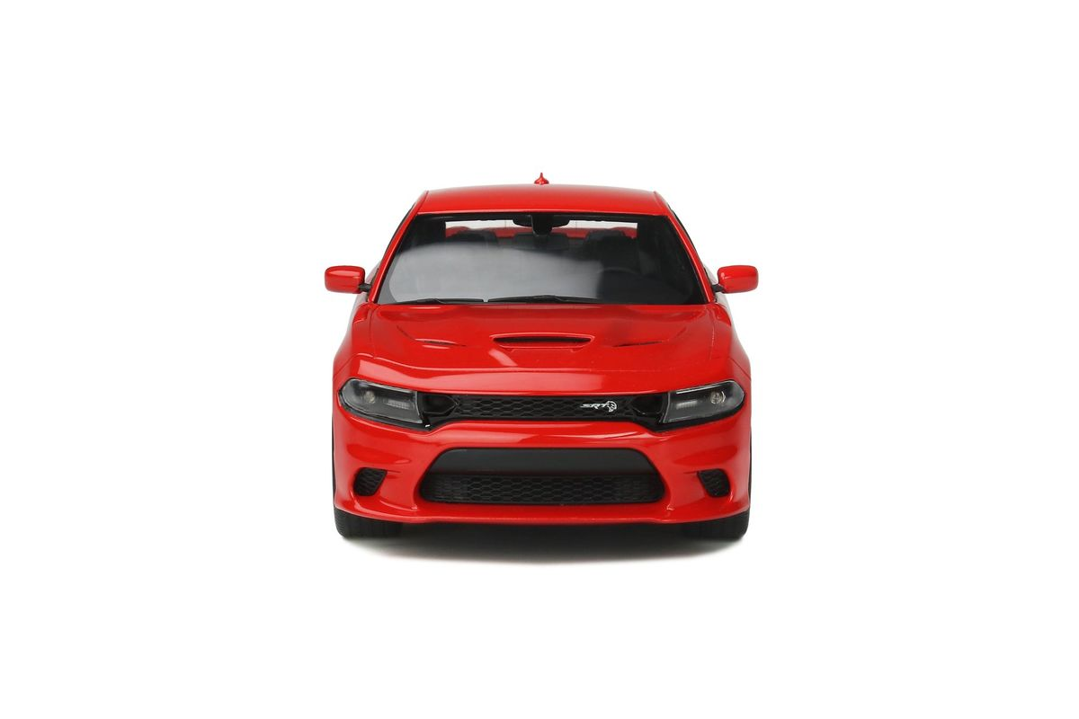 Dodge Charger SRT Hellcat 2020 Red 1//18 GT280 GT SPIRIT