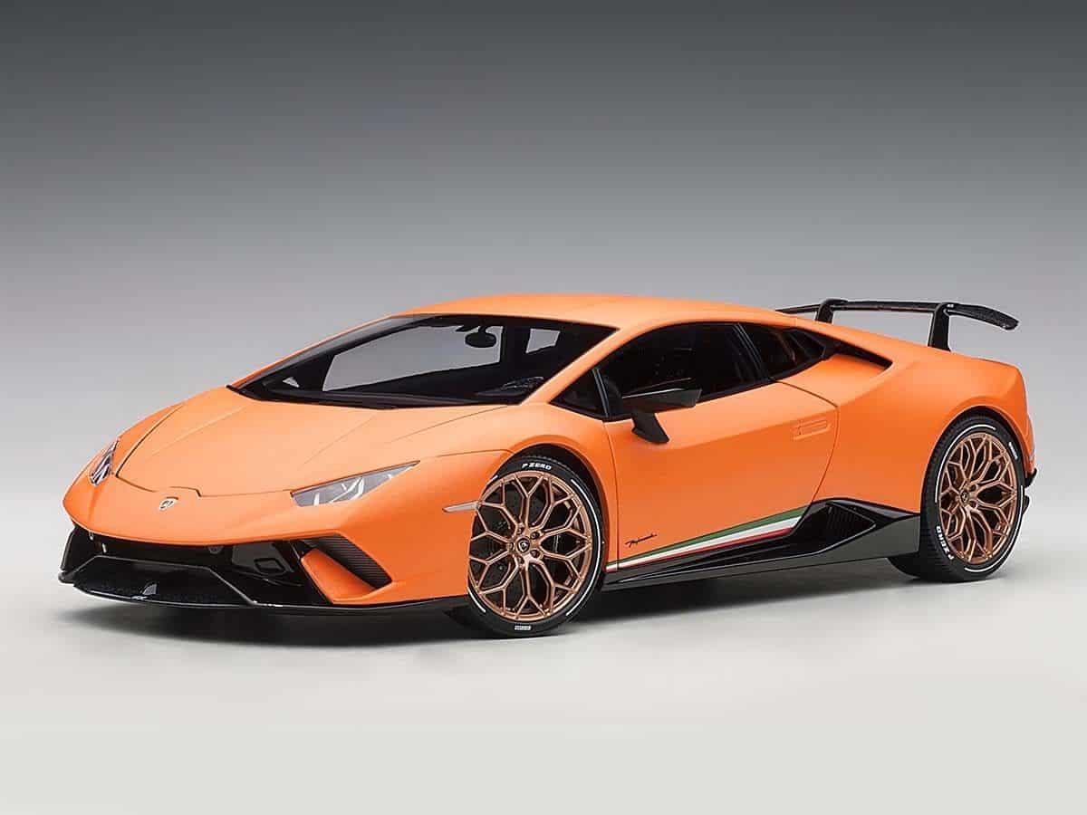Lamborghini Huracan Performante 1 18 Autoart 79152 Modelkars