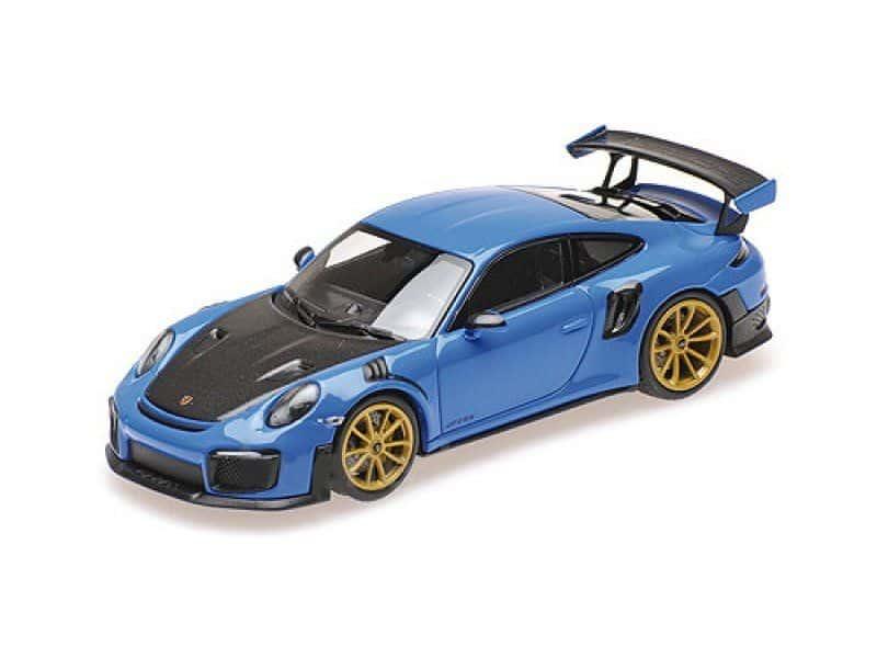 Porsche 911 Gt2 Rs 991 2 1 18 Minichamps Pre Orders 155068302 Modelkars
