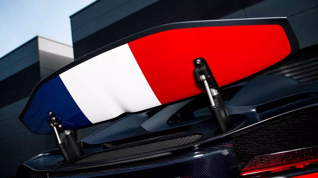 bugatti chiron sport 110 ans 1 18 mr collection pre. Black Bedroom Furniture Sets. Home Design Ideas