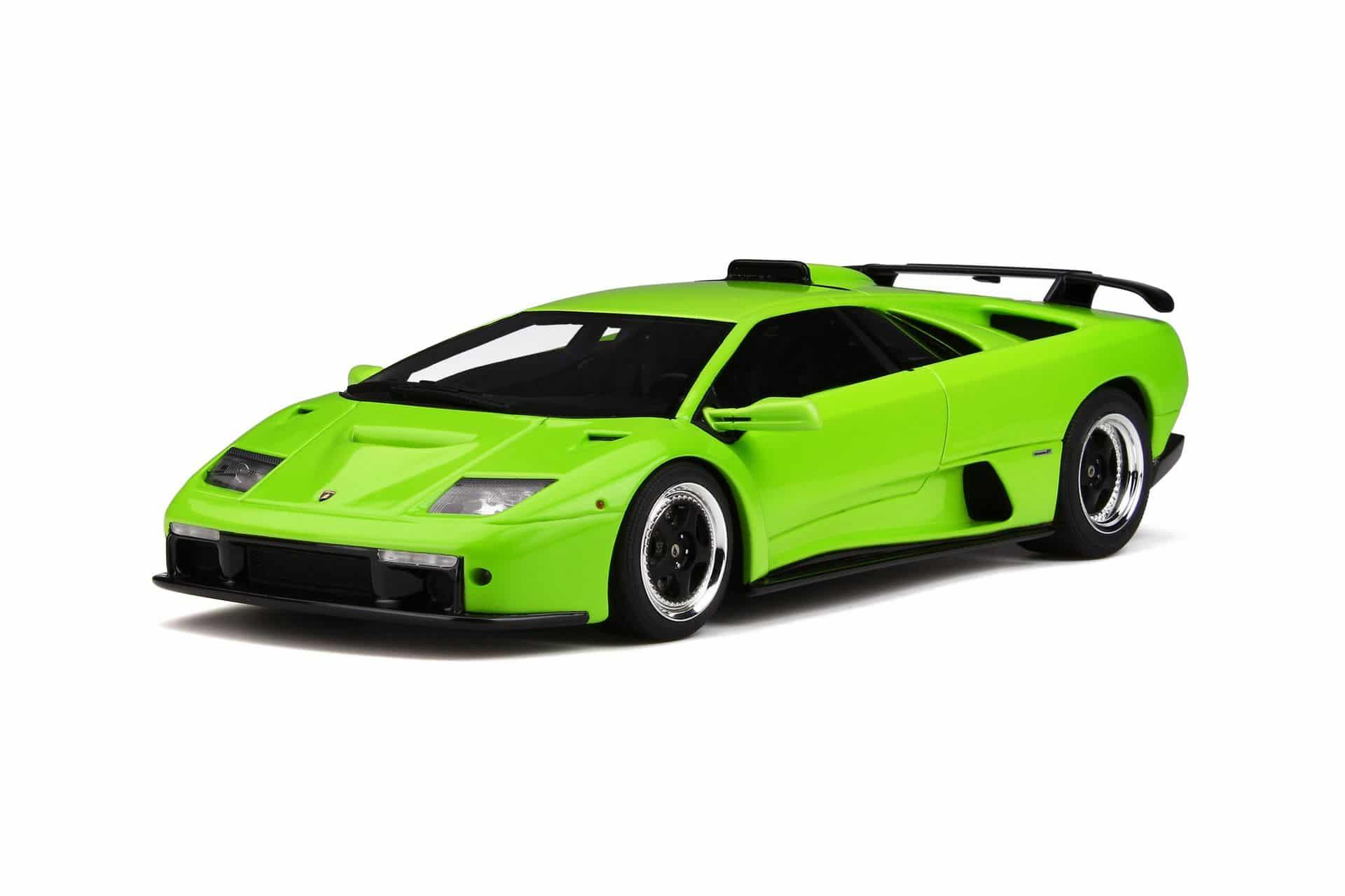 Lamborghini Diablo Gt 1 18 Gt Spirit Gts18507gr Modelkars
