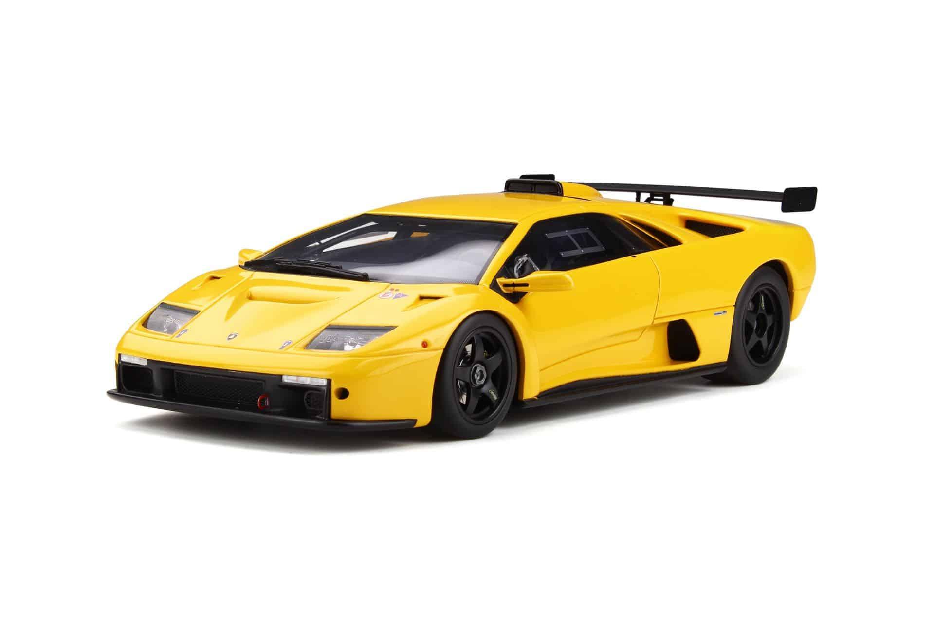 Lamborghini Diablo Gt R 1 18 Gt Spirit Gts18509y Modelkars
