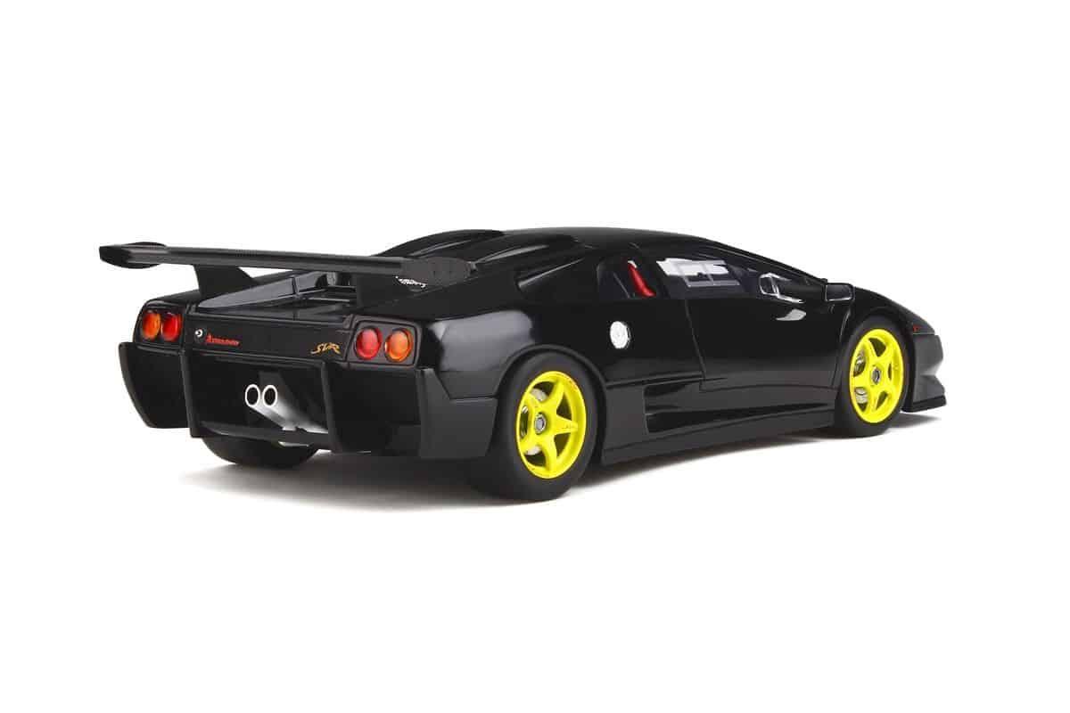 Lamborghini Diablo Sv R 1 18 Gt Spirit Pre Orders Gts18510bk
