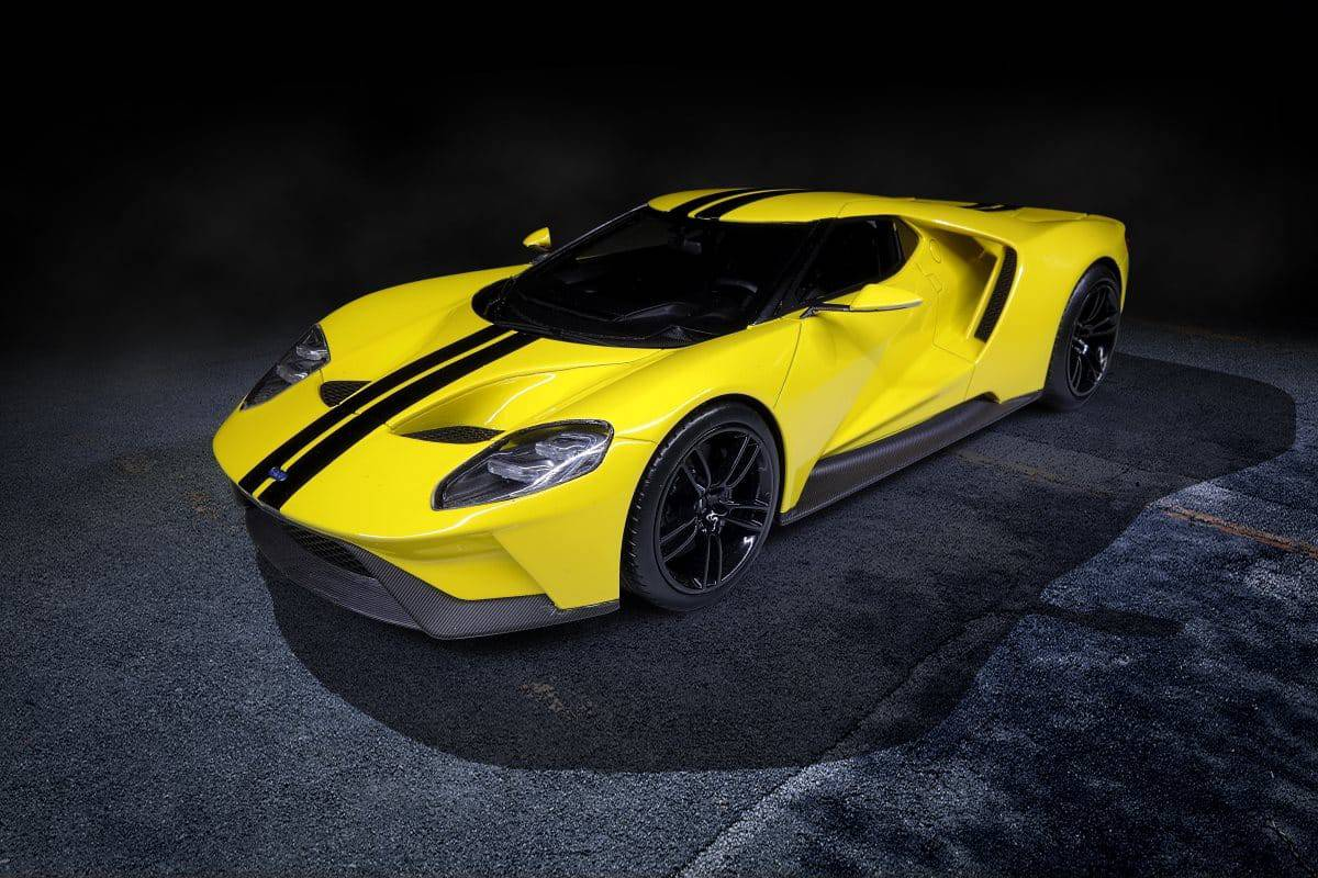 Ford gt home shop topspeed